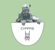 Chappie Pocket by KSan
