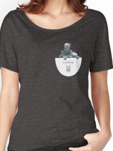 Chappie Pocket Women's Relaxed Fit T-Shirt