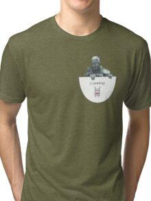 Chappie Pocket Tri-blend T-Shirt