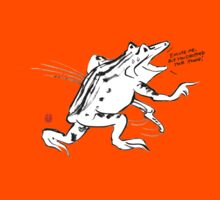 Upset Frog - You Dropped your iPhone! Kids Clothes