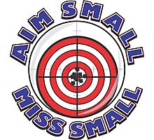 AIM SMALL - MISS SMALL Photographic Print