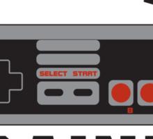 Classically Trained Nintendo T-Shirt Sticker