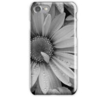 Daisies in Black and White iPhone Case/Skin