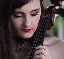 The Cellist by Brian Edworthy