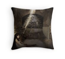 Oubliette Throw Pillow