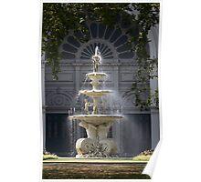 Hochgurtel Exhibition Fountain,1880, Melbourne Poster