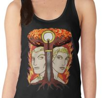 Siegfried & Brunhilde Women's Tank Top