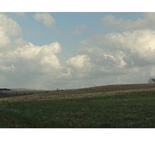 Wide open space Photographic Print