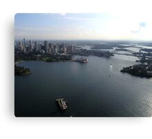 sterotypical sydney Canvas Print
