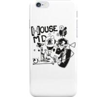 Hous M D iPhone Case/Skin