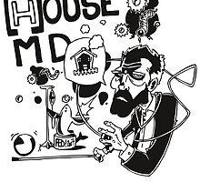 Hous M D by losfutbolko