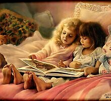 Storybook Children by © Kira Bodensted