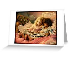 Storybook Children Greeting Card