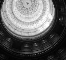 Rotundra Texas state capital bldg by kellimays