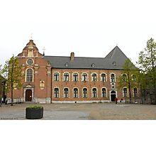 City Hall - Bree (Belgium) Photographic Print