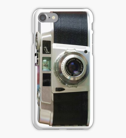 Say Cheese! iPhone Case/Skin