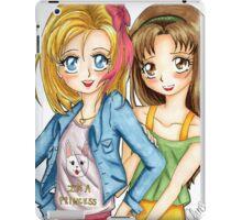 Best Friends Manga Portrait iPad Case/Skin