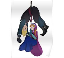 Frozen - Anna and Kristoff Poster