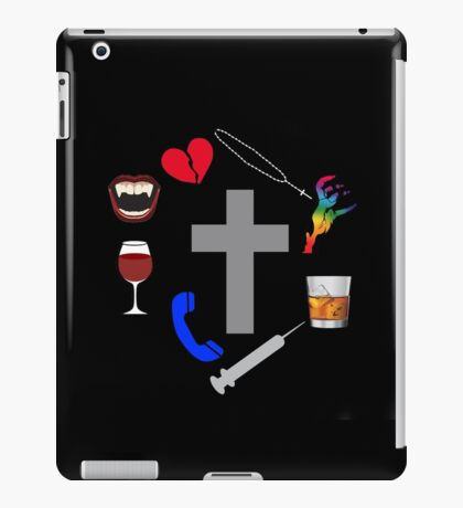 The Fame Monster  iPad Case/Skin