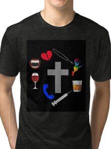 The Fame Monster  Tri-blend T-Shirt