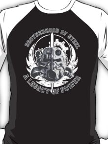Brotherhood of Steel T-Shirt