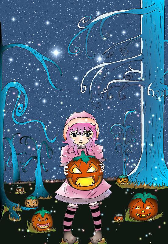 Halloween by Kimera