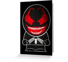 Spider-Man Turn Off the Dark (South Park) Greeting Card