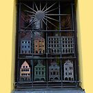 Krumlov Window on the World by ragman