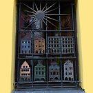 Krumlov Window on the World by ragman