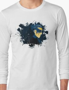 Weakness and Blue Long Sleeve T-Shirt