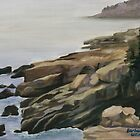Bar Harbor by Barbara Weir
