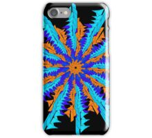 sd Sailboat 3C Fractal iPhone Case/Skin
