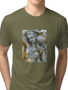 WATER BEARER Tri-blend T-Shirt