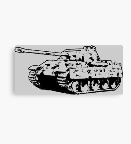 Panther Tank Canvas Print