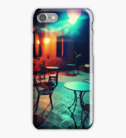 Sicilian Night iPhone Case/Skin