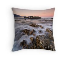 Dusky Dawn Throw Pillow