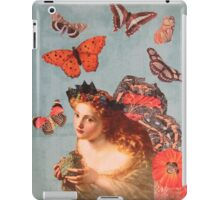 And Gently Suspending iPad Case/Skin