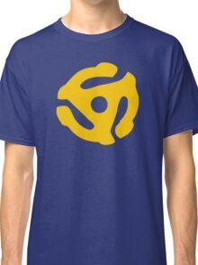 Yellow 45 RPM Vinyl Record Symbol Classic T-Shirt