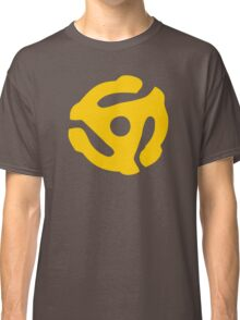 Yellow 45 RPM Vinyl Record Symbol Classic T-Shirt
