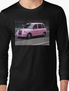 London Cab Long Sleeve T-Shirt
