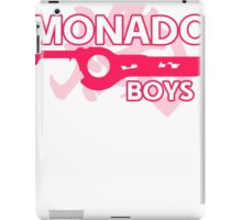 Monado Boys - Xenoblade Chronicles iPad Case/Skin