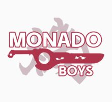 Monado Boys - Xenoblade Chronicles by TheBritishSonic