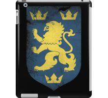 Dyvizia Galychyna (UNA-UNSO) iPad Case/Skin
