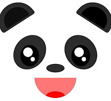 Alex the Panda by Lewis Wickes