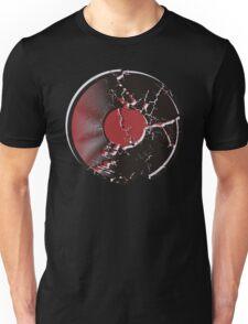 Vinyl Record Pop Art Explosion Unisex T-Shirt
