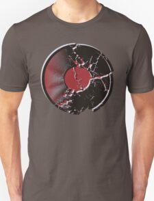 Vinyl Record Pop Art Explosion T-Shirt