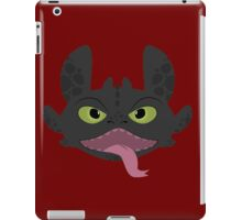 Happy Toothless  iPad Case/Skin