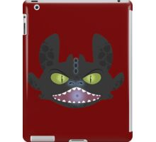 Angry Toothless iPad Case/Skin