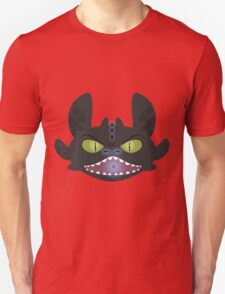 Angry Toothless T-Shirt
