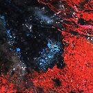 Stars in my Blood (Cuprite Chrysocolla) by Stephanie Bateman-Graham